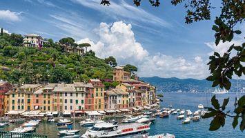 Фото бесплатно Портофино, Лигурия, Италия