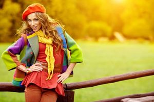 Заставки девушка,красавица,улыбка,одежда,стиль,настроение