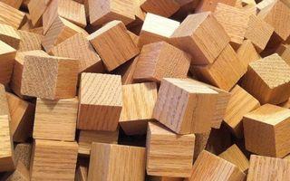 Бесплатные фото кубики,множество,дерево,лежат