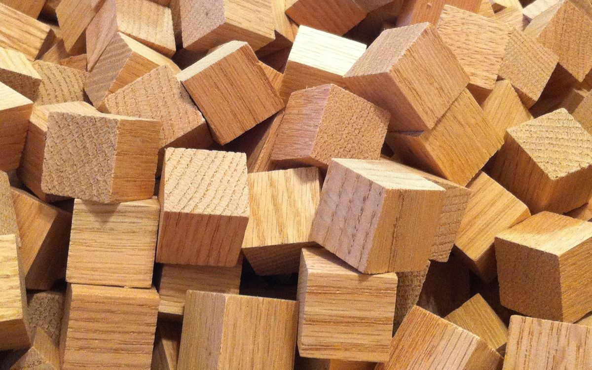 Фото бесплатно кубики, множество, дерево, лежат, разное