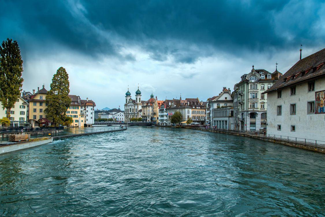 Фото бесплатно Lucerne, Швейцария, Люцерн - на рабочий стол