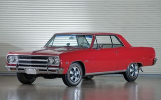 Photo free chevrolet, red, classic