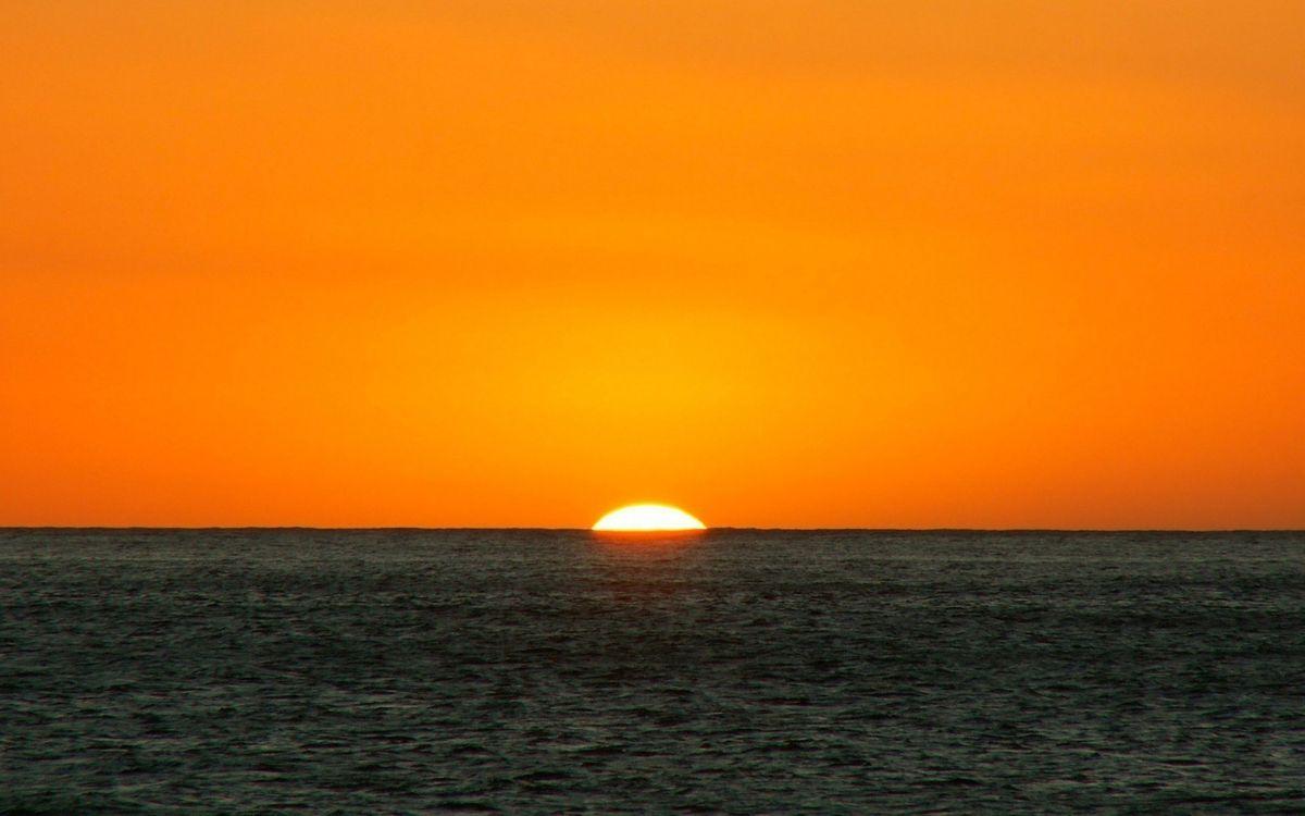 Фото бесплатно солнце, небо, Оранж - на рабочий стол