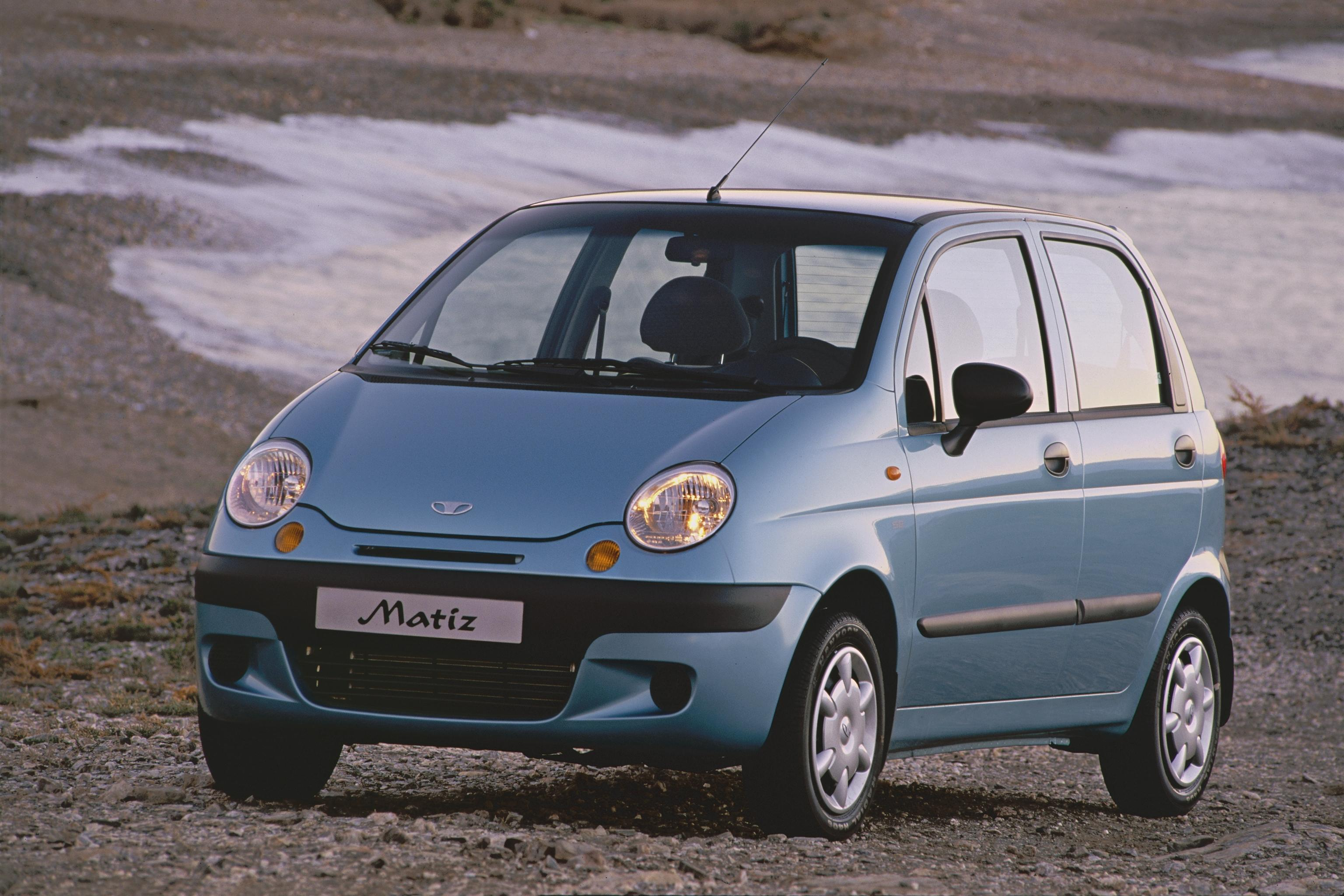 Обои Daewoo, Matiz, автомобиль