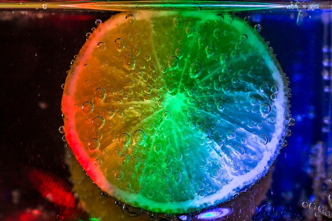 Фото бесплатно напиток, жидкость, вода, лимон, пузыри, лимонад, напитки
