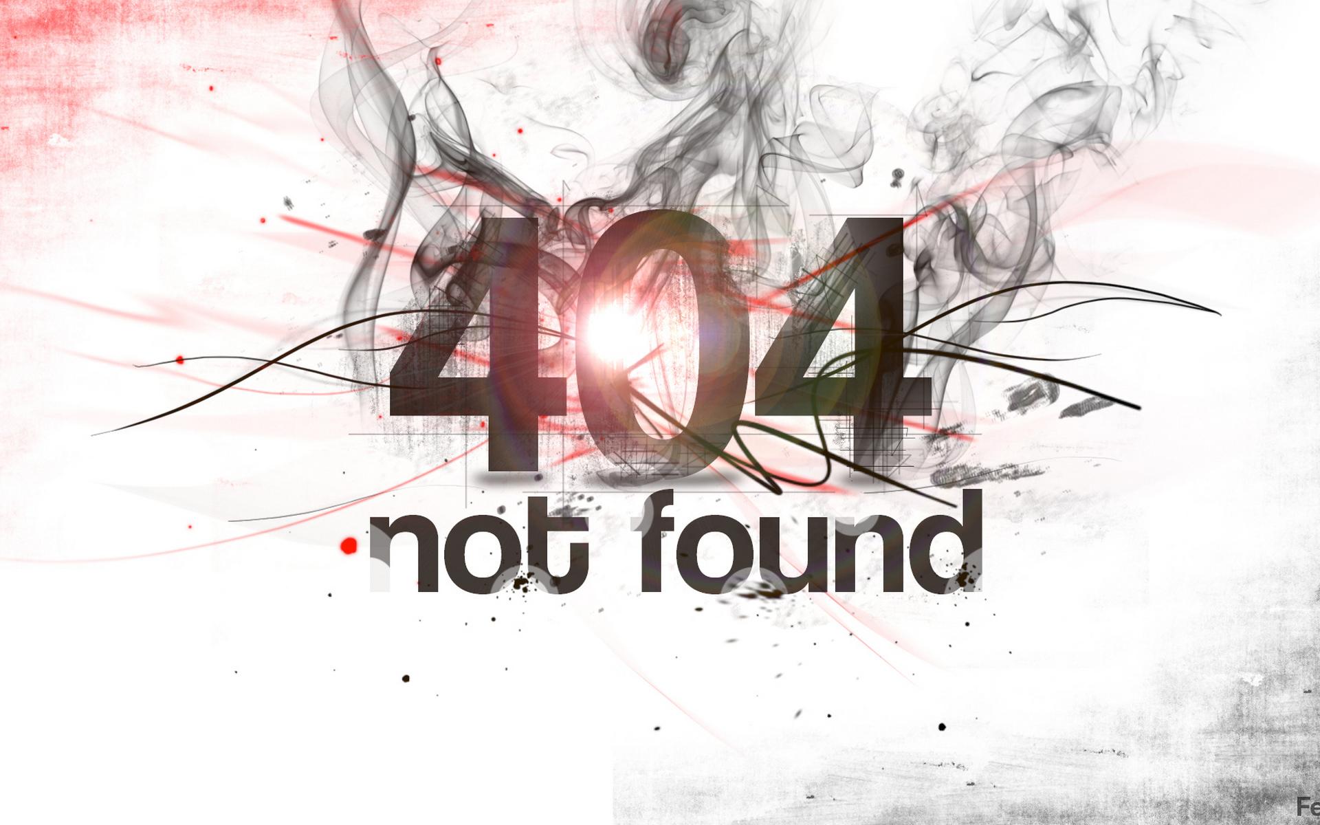 обои 404 not found, страница не найдена, красочная страница, слить картинки фото