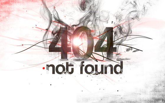 Фото бесплатно 404 not found, страница не найдена, красочная страница