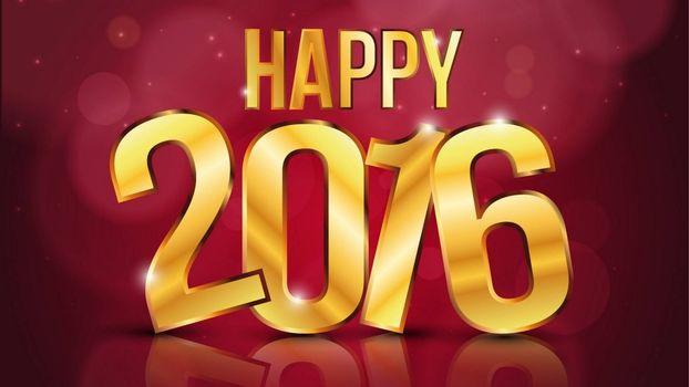 Фото бесплатно happy, 2016, с новым годом
