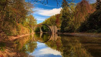 Фото бесплатно Ракоц, Германия, Саксония