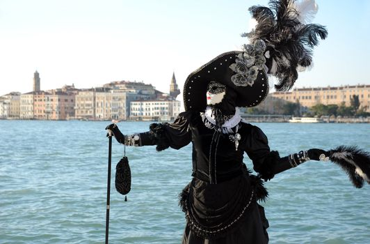 Фото бесплатно Италия, венецианский наряд, праздник