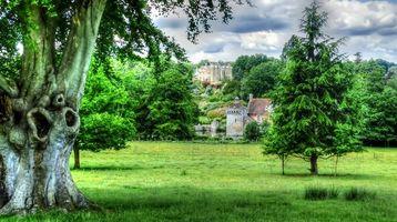 Бесплатные фото Англия,Сад,Великобритания,Кент,Замок Скотни