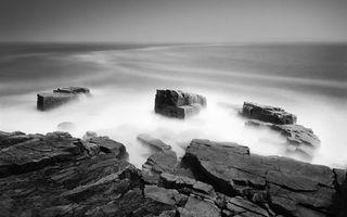 Фото бесплатно скалы, море, пейзаж