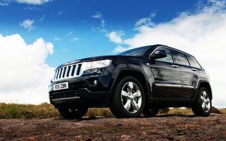 Фото бесплатно jeep, grand, cherokee, черный, джип, автомобиль, внедорожник, земля, грязь, небо, машины