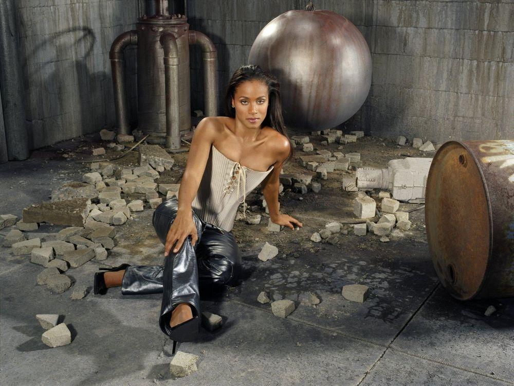 Фото бесплатно Джада Пинкетт Смит, актриса, фотосет - на рабочий стол
