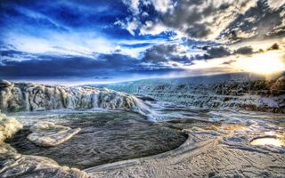 Бесплатные фото небо,тучи,зима,снег,мороз,лед,холод