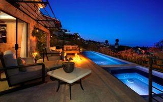 Фото бесплатно тропики, вечер, курорт