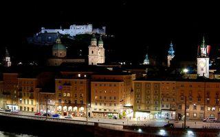 Бесплатные фото здания, высокие, темно, свет, дорога, машины, город