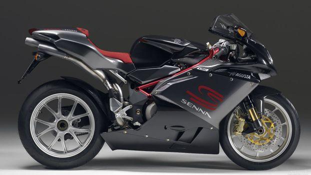 Бесплатные фото agusta,серая,вид,мотоциклы