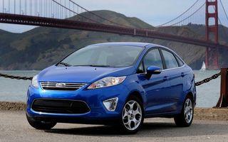 Фото бесплатно автомобиль, форд, диски, колеса, мост, горы, вода, море, океан, асфальт, обочина, машины