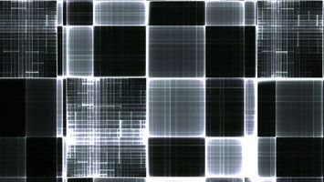 Photo free abstraction, squares, black