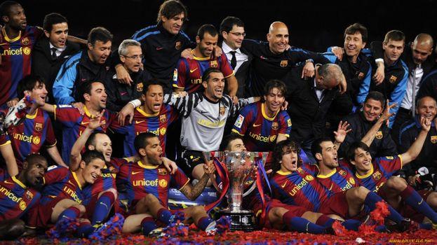 Photo free barsa, barcelona, sport
