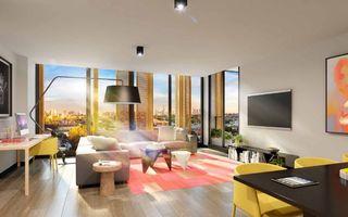 Photo free living room, furniture, floor lamp