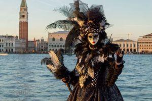 Фото бесплатно Венецианская маска, маска, венецианский карнавал