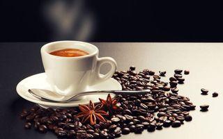 Фото бесплатно кофе, чашка, гвоздика
