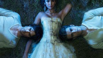 Фото бесплатно мох, платье, одежда