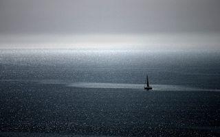 Бесплатные фото море,океан,яхта,парус,горизонт,небо,пейзажи