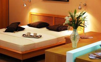 Бесплатные фото дизайн,интерьер,спальня,стиль,кровать,комната