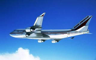 Фото бесплатно самолет, air - india, пассажирский