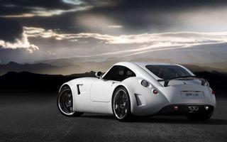 Бесплатные фото автомобиль,колеса,шины,диски,багажник,белый,фары