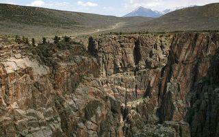 Фото бесплатно горы, скалы, камень