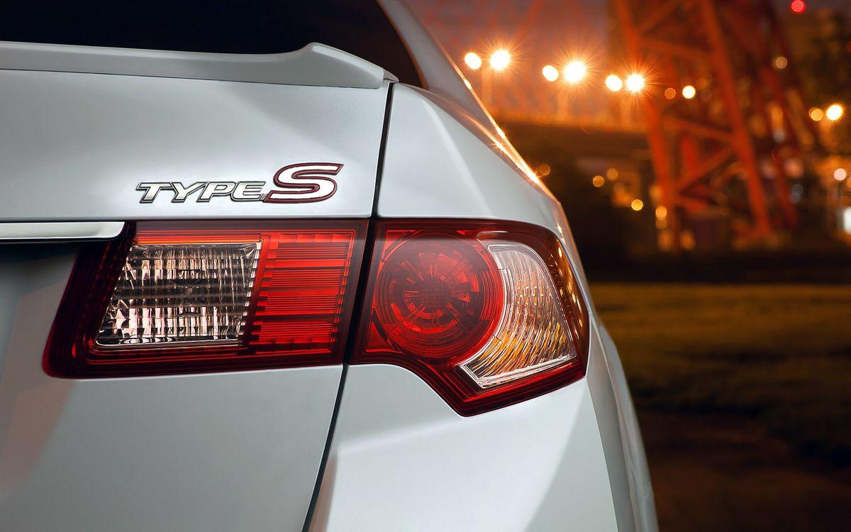 Фото бесплатно хонда, аккорд, тайп с, фонарь, багажник, значек, машины, машины