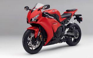 Бесплатные фото honda,красный,вид,мотоциклы