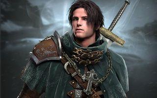 Фото бесплатно парень, воин, рыцарь