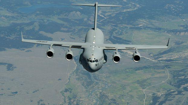 Photo free gray, aviation, earth