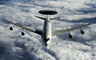 Фото бесплатно самолет, полет, высота