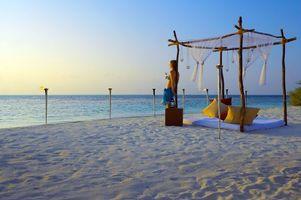 Бесплатные фото тропики,мальдивы,море,пляж,вечер,девушка,разное