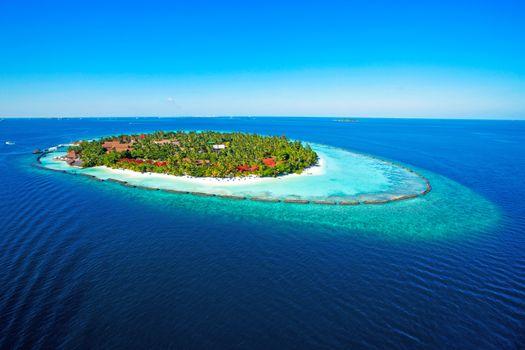 Заставка тропики, остров на рабочий стол бесплатно
