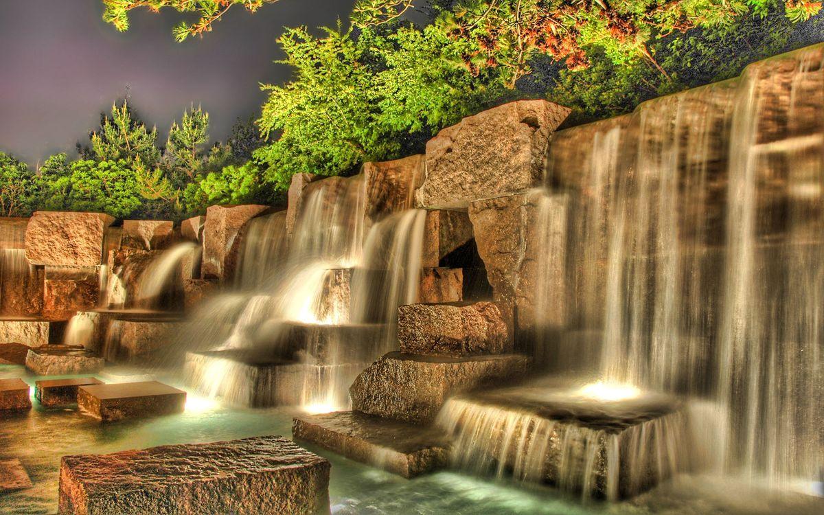 Фото бесплатно гора, капли, вода - на рабочий стол