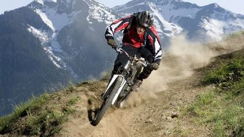 Бесплатные фото горы,mtb,велосипед,downhill