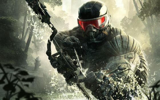Photo free crysis 3, bow, arrow