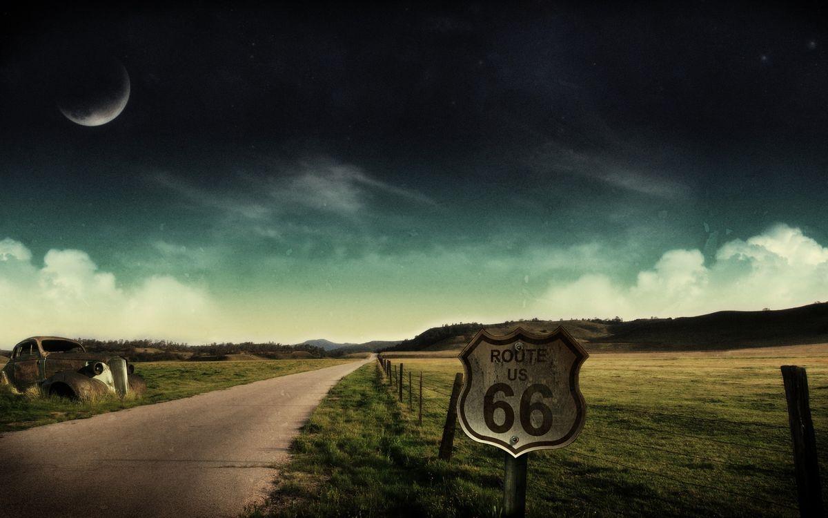 Фото бесплатно дорога, автомобиль, шоссе - на рабочий стол