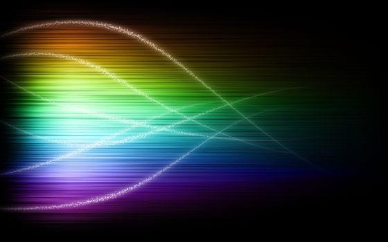 Заставки абстракция, радуга, цвета