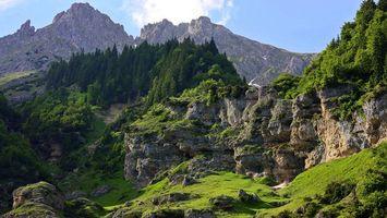 Фото бесплатно горы, скалы, камни