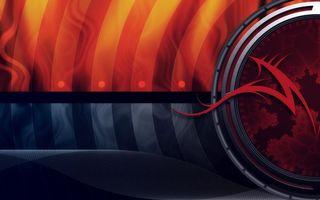 Фото бесплатно линии, цвет, красный