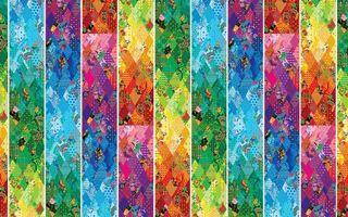 Заставки цвета, полосы, линии, радуга, спектр, арнамент, разное