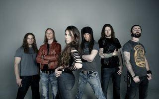 Фото бесплатно amaranthe, mdm, melodic death metal